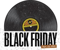 Record store day: Black Friday 2011