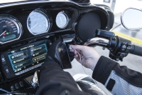 Closeup of Infotainment System